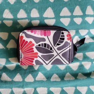 Vera Bradley Change and card purse